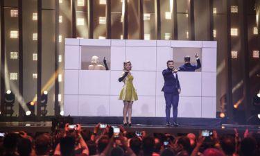 Eurovision 2018: Μολδαβία: Το sexy ατύχημα στην σκηνή