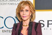 Jane Fonda: «Έκλεισα το μαγαζάκι εκεί κάτω»