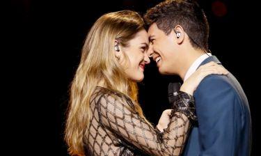 Eurovision 2018: Ισπανία: Χέρι χέρι στη σκηνή η Amaia και ο Alfred