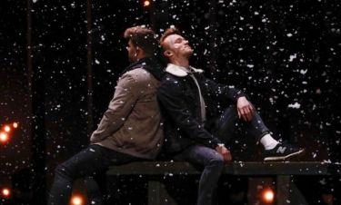 Eurovision 2018: Ιρλανδία: Το παγκάκι και το χιόνι τον… απογείωσαν!
