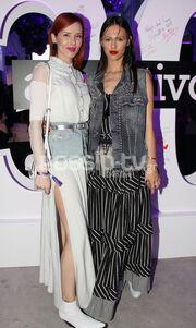 Celebrities σε λαμπερό πάρτι μόδας!