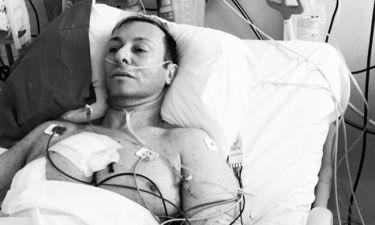 Βασίλειος Κωστέτσος: Συγκλονίζει με την ανάρτησή του για τη σοβαρή εγχείρηση που έκανε στην καρδιά!