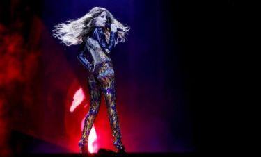 Eurovision 2018: Τρέλα για την Φουρέιρα. Δείτε το απίστευτο πανό ενός fan στους Αμπελόκηπους