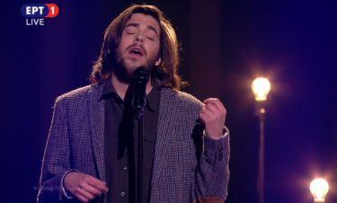 Eurovision 2018: Συγκίνηση! Ο Salvador Sobral στη σκηνή για πρώτη φορά μετά την μεταμόσχευση καρδιάς