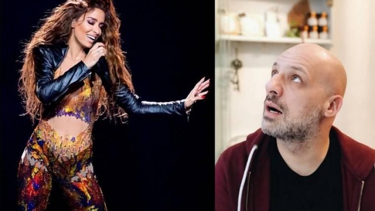 Eurovision 2018: Πολύ γέλιο: Ο Μουτσινάς τραγουδάει το Fuego ως... Φουρέιρα και ρίχνει το instagram!