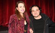 Βασίλης Χαραλαμπόπουλος: «Ζω έναν μεγάλο έρωτα... Νιώθω ευλογημένος που έχω πλάι μου τη Λίνα»
