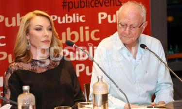 Κώστας Χαρδαβέλλας: Παρουσίασε το βιβλίο που έγραψε με τον γιο του