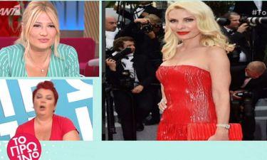 Φαίη Σκορδά: Πώς σχολίασε την εμφάνιση της Ελένης στις Κάννες;