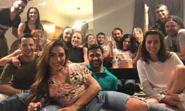 Ευρυδίκη Βαλαβάνη: Το πάρτι γενεθλίων και το μήνυμα