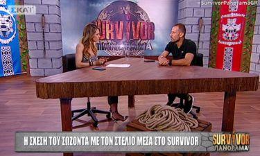Survivor Πανόραμα: Χάρος για Κρητικό: «Δεν μπορώ να τον βοηθήσω. Θα πρέπει να συμβουλευτεί έναν…»