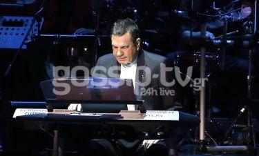 Σπανουδάκης: Όλα όσα έγιναν στην συναυλία του «Τη ζωή μου ξετυλίγω»