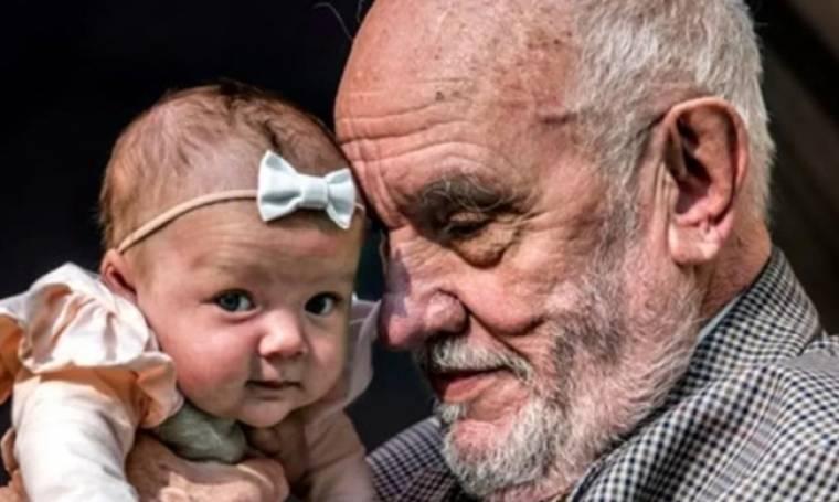 Τζέιμς Χάρισον: ήρωας του κόσμου ο 81χρονος που έσωσε 2,4 εκατ. βρέφη με 1.173 αιμοδοσίες
