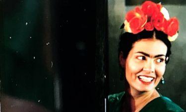 Ελληνίδα ηθοποιός μεταμορφώθηκε σε Frida Kahlo- Την αναγνωρίζετε;