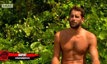Survivor 2: Έξαλλος ο Χάρης με τον Ηλία: «Ο Πάνος τι είναι; Η κολλητούλα του;»