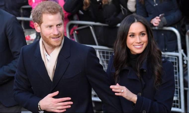 Πριγκιπικός γάμος Harry-Meghan: Δεν θα πιστεύετε στα μάτια σας πού σχεδίασε τα πορτρέτα τους!