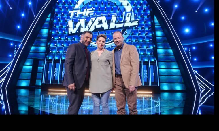 Τhe Wall: Ένα παντρεμένο ζευγάρι θα αντιμετωπίσει τον «Τοίχο»