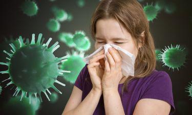 Τι περιέχει η διατροφή που προστατεύει από τη γρίπη