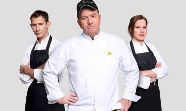 Hell's Kitchen: Ο Μποτρίνι τον αποκαλεί αλαζόνα και τον διώχνει! Ο θυμός, ο καβγάς και η απολογία!