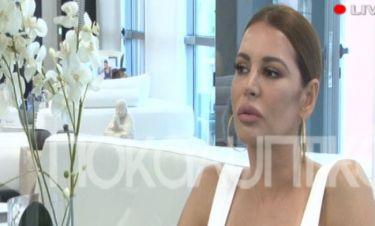 Μαρία Καλάβρια: «Στην αρχή με προβλημάτισε η διαφορά ηλικίας»