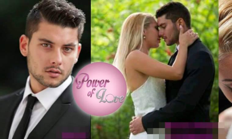 Ο Παναγιώτης του «Power Of Love» και οι φωτογραφίες του γάμου… (Nassos blog)