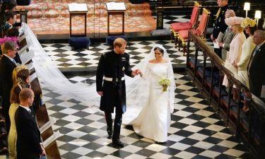Πρίγκιπας Χάρι – Μέγκαν Μαρκλ: Αυτή είναι η πιο ωραία φωτογραφία του γάμου τους