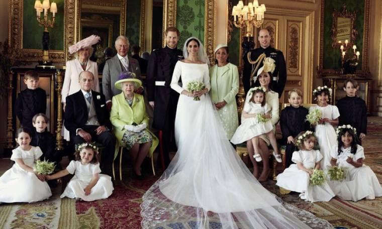 Meghan Markle- Πρίγκιπας Χάρι: Νέες φωτογραφίες από το γάμο τους