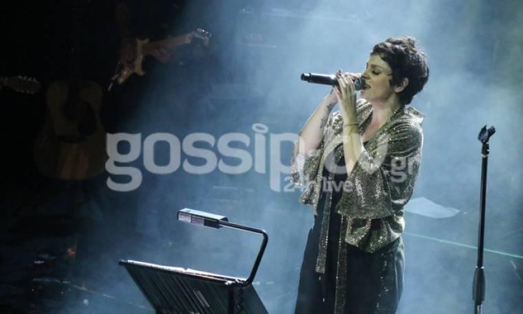 Ελεωνόρα Ζουγανέλη: Η συναυλία της στο Λονδίνο