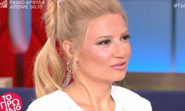 Σκορδά: «Όταν βλέπω παλιά μου εκπομπή στο TV Μακεδονία λέω «τι ωραίο σώμα που είχα»!
