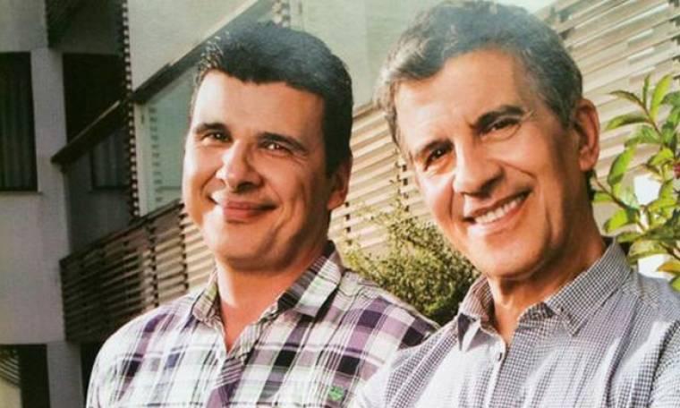 Γιώργος Γερολυμάτος: Αθώος ο γιος του για το κύκλωμα εκβιαστών - Το μήνυμά του στο facebook
