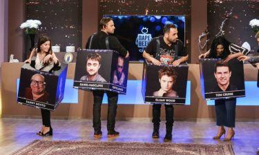 "Celebrity Game Night: Δείτε ποιοι...celebrities θα ""μονομαχήσουν"" αυτό το Σάββατο"