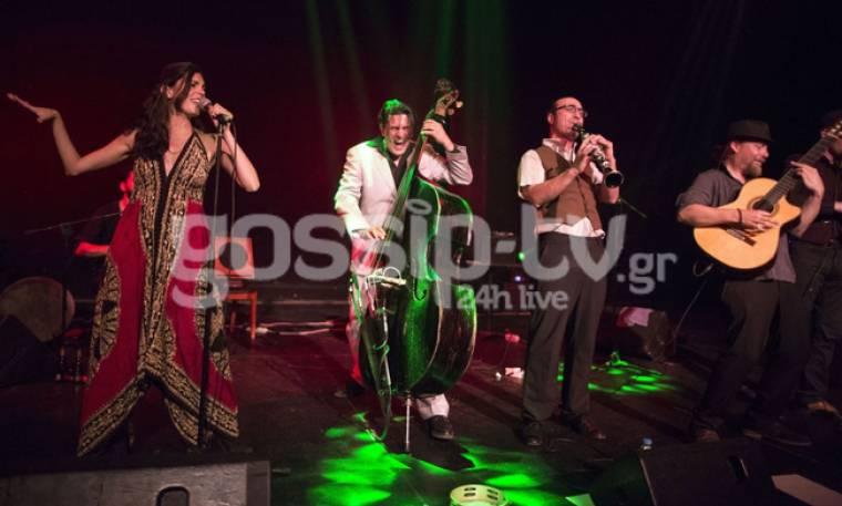 Η Barcelona Gipsy Balkan Orchestra ξεσήκωσε το αθηναϊκό κοινό
