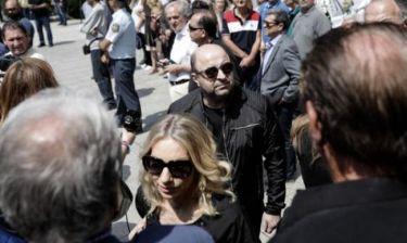 Έλενα Τσαβαλιά: Ο συγκινητικός αποχαιρετισμός στον Χάρρυ Κλυνν