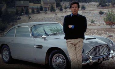 Απίστευτο το πόσο που πουλιέται η Aston Martin που οδηγούσε ο Τζέιμς Μποντ το 1995