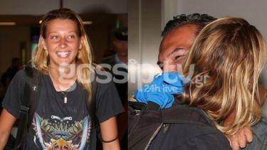 Survivor 2: Η επιστροφή της Ντάρια, τα δάκρυα, η ανθοδέσμη και η έκπληξη στο αεροδρόμιο!