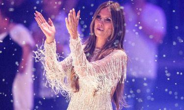 Στον τελικό του γερμανικού Next Top Model η Heidi Klum με δημιουργία Celia Kritharioti