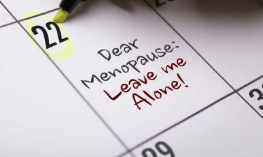 Εμμηνόπαυση: Επτά φυσικές λύσεις για να διαχειριστείτε τα συμπτώματα (εικόνες)
