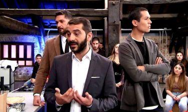 Μεγάλη ανατροπή: Εκτός MasterChef Junior οι τρεις κριτές Κοντιζάς, Κουτσόπουλος και Ιωαννίδης!