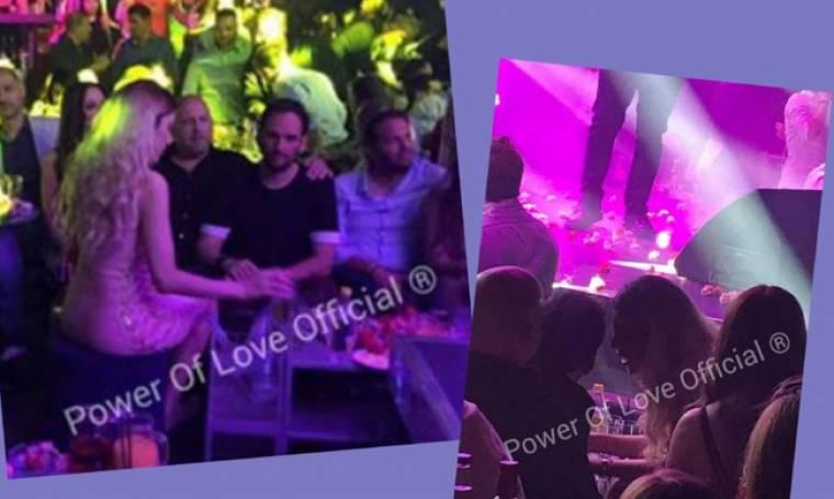 «Power of Love»: Με αποδείξεις! Η Βίβιαν βλέπει ακόμη τον φούρναρή της (Nassos blog)