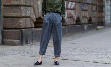 Το κόλπο που θα κάνει τα πόδια σου να δείχνουν ψηλότερα φορώντας παντελόνι