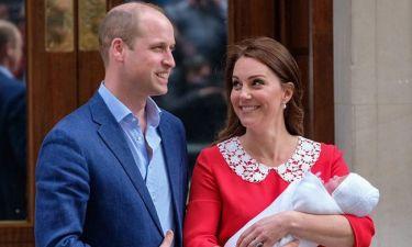 Kate Middleton – Πρίγκιπας William: Οι πρώτες επίσημες φωτογραφίες του νεογέννητου