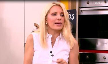 H Ελένη Μενεγάκη αποκαλύπτει το ταλέντο που έχει η Λάουρα!