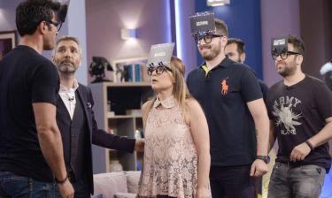 Celebrity Game Night: Γέλια, παιχνίδι και τραγούδι…