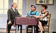 Λαμπερή πρεμιέρα στο θέατρο Αθηνά για την παράσταση «Πολυτεχνίτης κι Ερημοσπίτης»