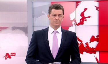 Πρώτο σε τηλεθέαση το κεντρικό δελτίο ειδήσεων του Alpha και τον Μάιο
