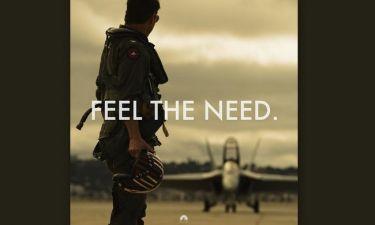 Tom Cruise: Επιστρέφει με το… Top Gun