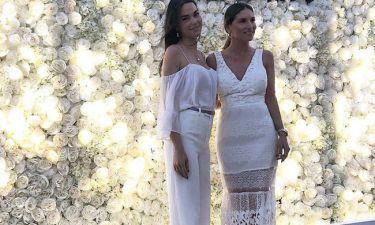 Αθηνά Οικονομάκου-Ισμήνη Νταφοπούλου: Ποζάρουν μαζί και ρίχνουν το Ιnstagram
