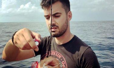 Γιάννης Τσιμιτσέλης: Πήγε για ψάρεμα αλλά…δεν έπιασε ούτε λέπι