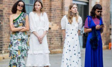 Summer Dresses: Πώς να φορέσεις τα midi φορέματα του καλοκαιριού