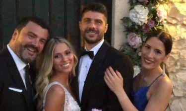 Μιχάλης Σηφάκης-Όλγα Στεφανίδη: Μόλις παντρεύτηκαν! Ο παραδοσιακός γάμος στην Κρήτη σαν... παραμύθι!