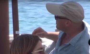 Ο Billy Zane απολαμβάνει διακοπές στη Μύκονο